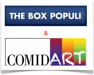 Comidart y The Box Populi