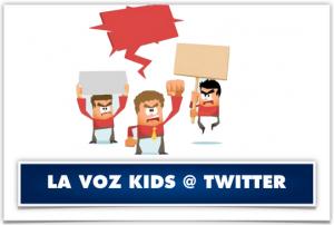 Crisis de la voz kids en Twitter