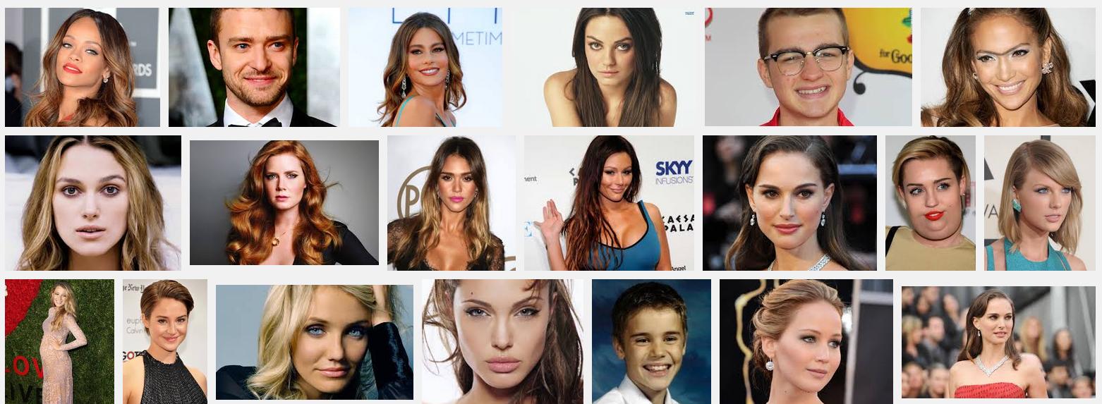 Celebrities & Social Big Data
