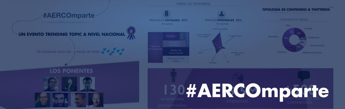 Infografía Aercomparte