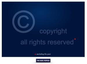 Un caso real de derechos de autor versus reputación de marca