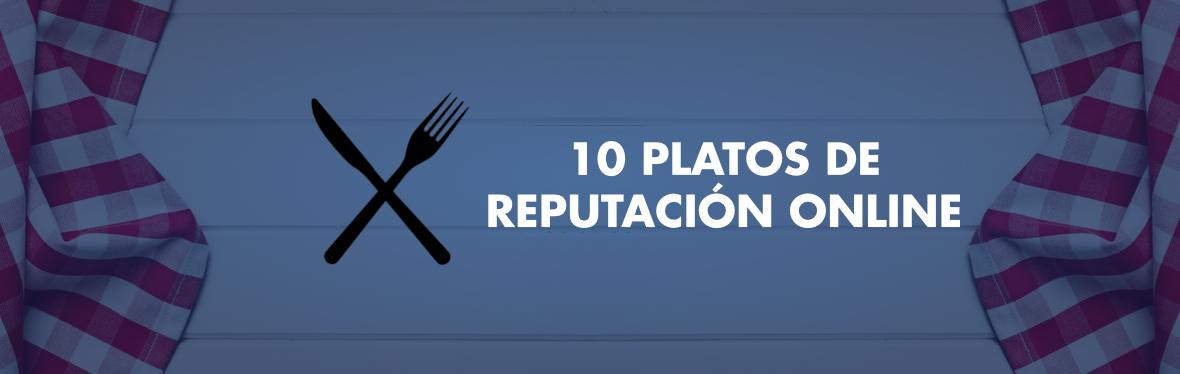 Reputación Online en Restaurantes