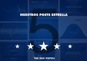 Posts 5 estrellas sobre Reputación Online Marketing de Escucha Activa