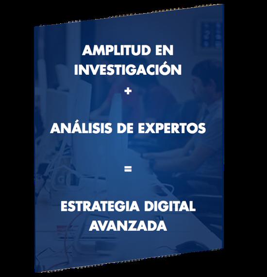 fórmula Estrategia Digital