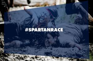 hashtag de la Spartan Race Barcelona
