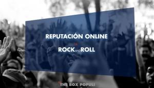 Crisis de Reputacion Online y RockRoll